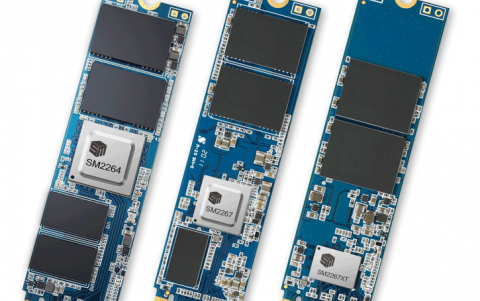 Silicon Motion Launches PCIe 4.0 NVMe 1.4 Controller - Reaching 7400 MB/s